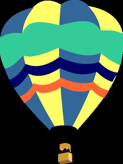 Clipart hot air balloons clipart royalty free library Hot Air Balloon Clip Art Outline   Clipart Panda - Free Clipart ... clipart royalty free library