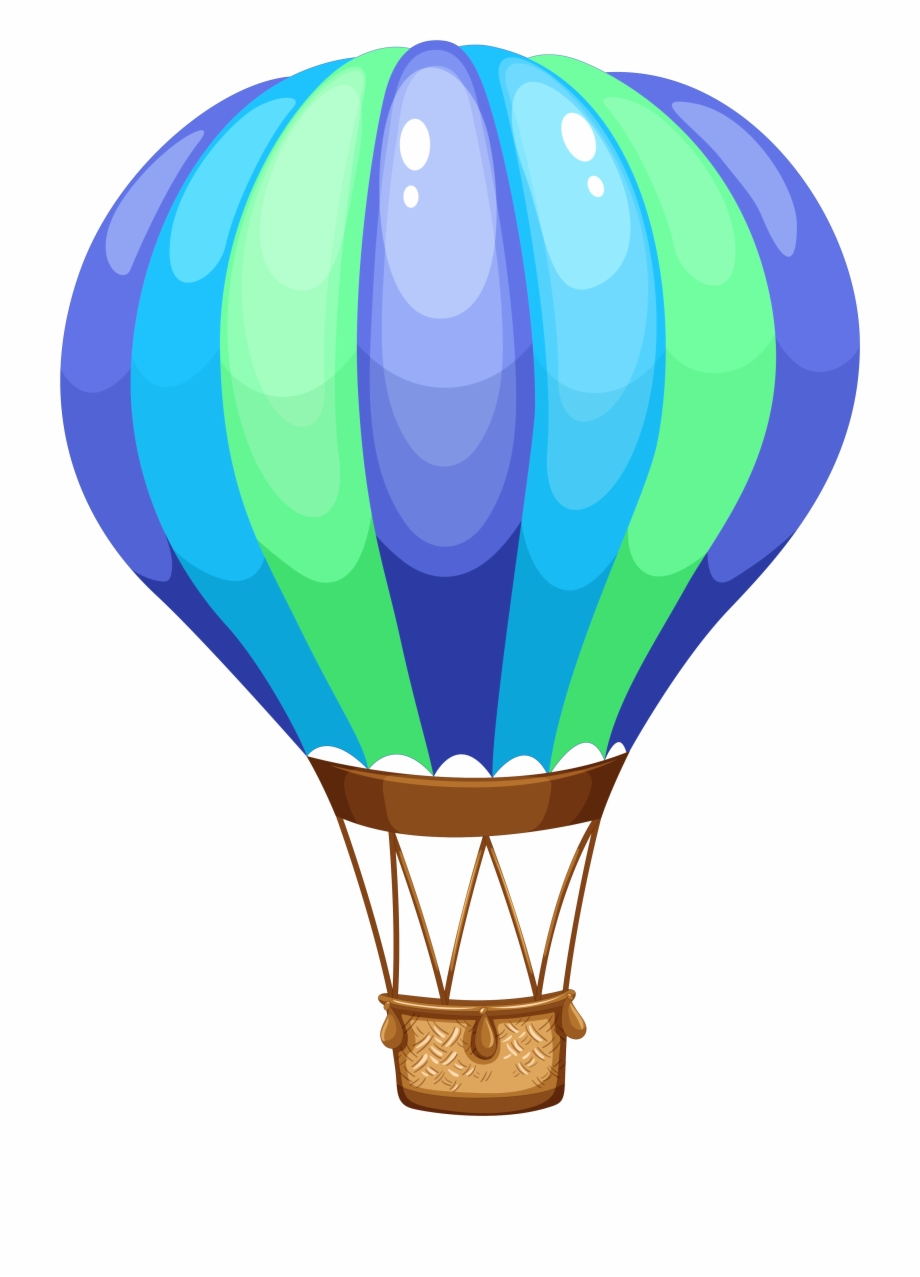 Hot air balloon clipart png black and white Hot Air Balloon Clipart | Transparent PNG Download #1944288 - Vippng png black and white