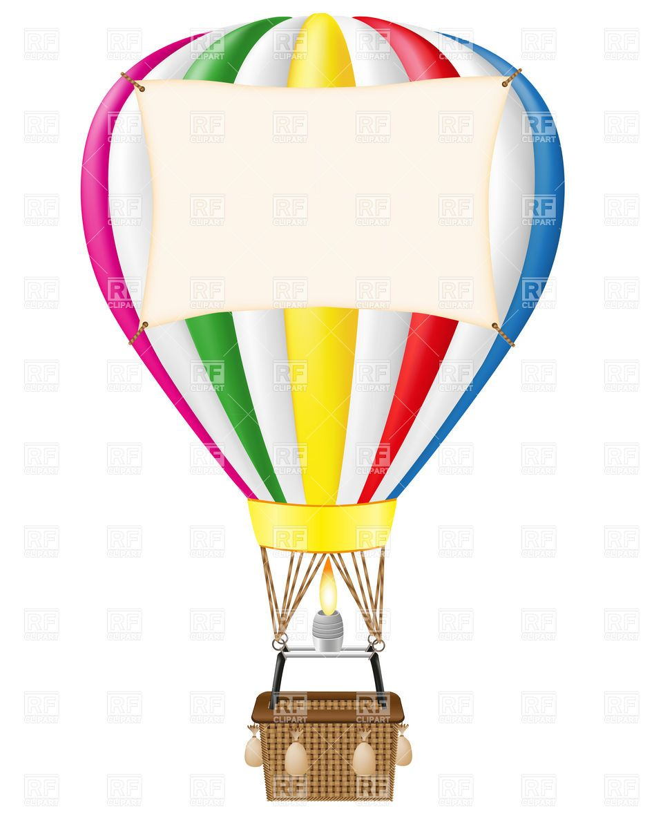 Air balloon clipart free image free hot air balloon clipart - Google Search | Showers/parties | Hot ... image