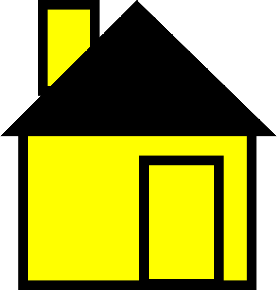Free clipart school house png royalty free download House Drawing Clip Art at GetDrawings.com | Free for personal use ... png royalty free download