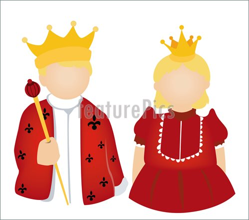 A king and queen clipart graphic black and white library King and queen clipart 5 » Clipart Station graphic black and white library