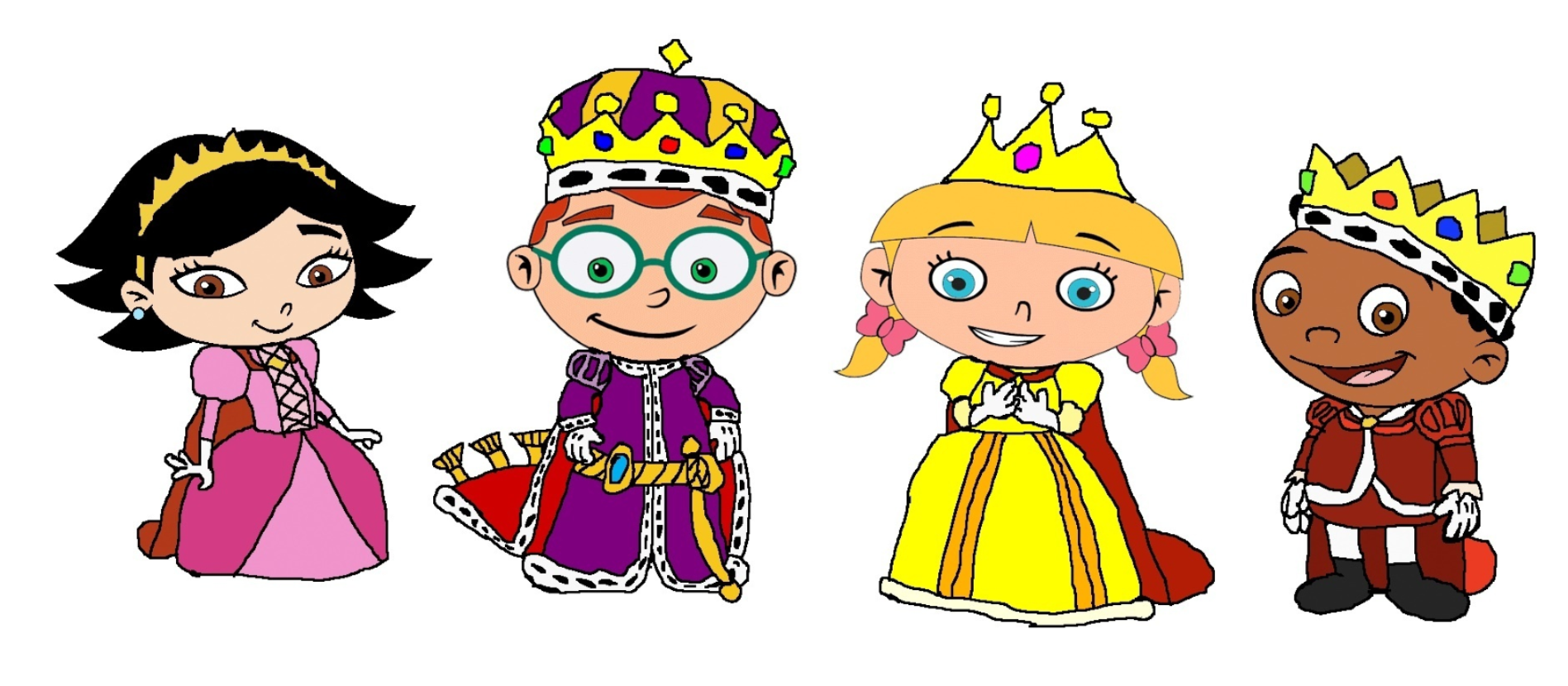 A king and queen clipart image transparent library Clipart Of King And Queen | timhangtot.net image transparent library