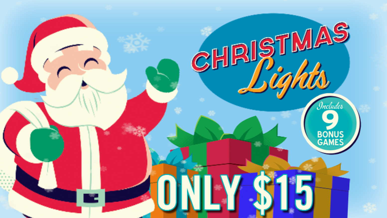 A light to the nations christmas clipart picture black and white download Christmas Lights Card Game by Chad Elkins — Kickstarter picture black and white download