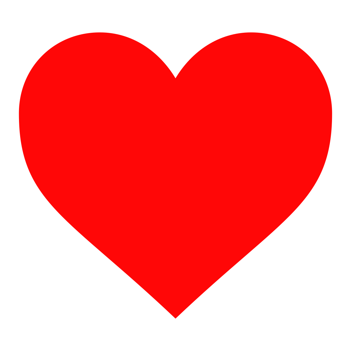 A love heart clipart png Heart (symbol) - Wikipedia png