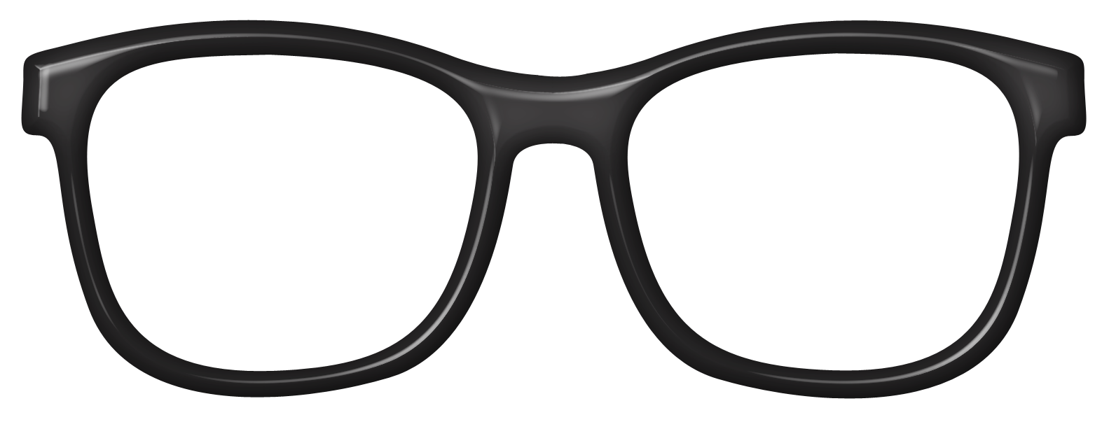 A made with glasses clipart jpg library library Glasses Clipart Image | Gallery Yopriceville - High-Quality Images ... jpg library library