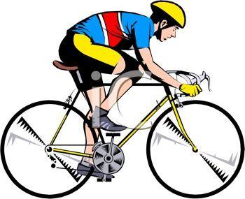 A man driving bike clipart clip art freeuse Man riding bicycle clipart 2 » Clipart Portal clip art freeuse