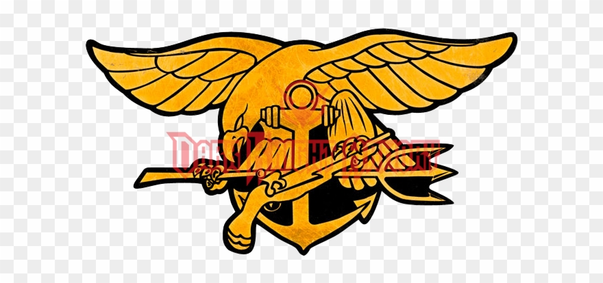 A navy seal clipart png library Navy Seals Trident Sign - Navy Seal Logo Clipart (#2152220) - PinClipart png library