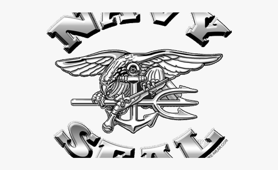 A navy seal clipart banner black and white stock Navy Clipart Navy Seal - Navy Seals Logo Png, Cliparts & Cartoons ... banner black and white stock