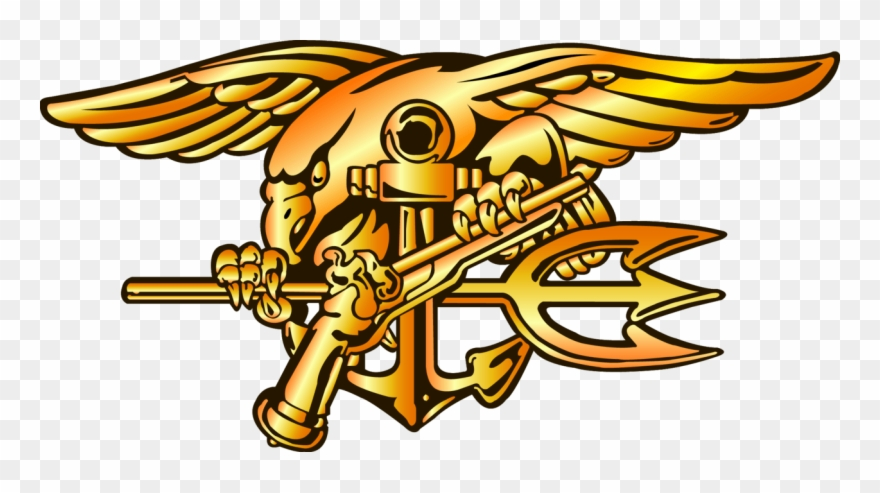 A navy seal clipart clipart library stock Navy Clipart Eagle - Navy Seal Logo Png Transparent Png (#1986810 ... clipart library stock
