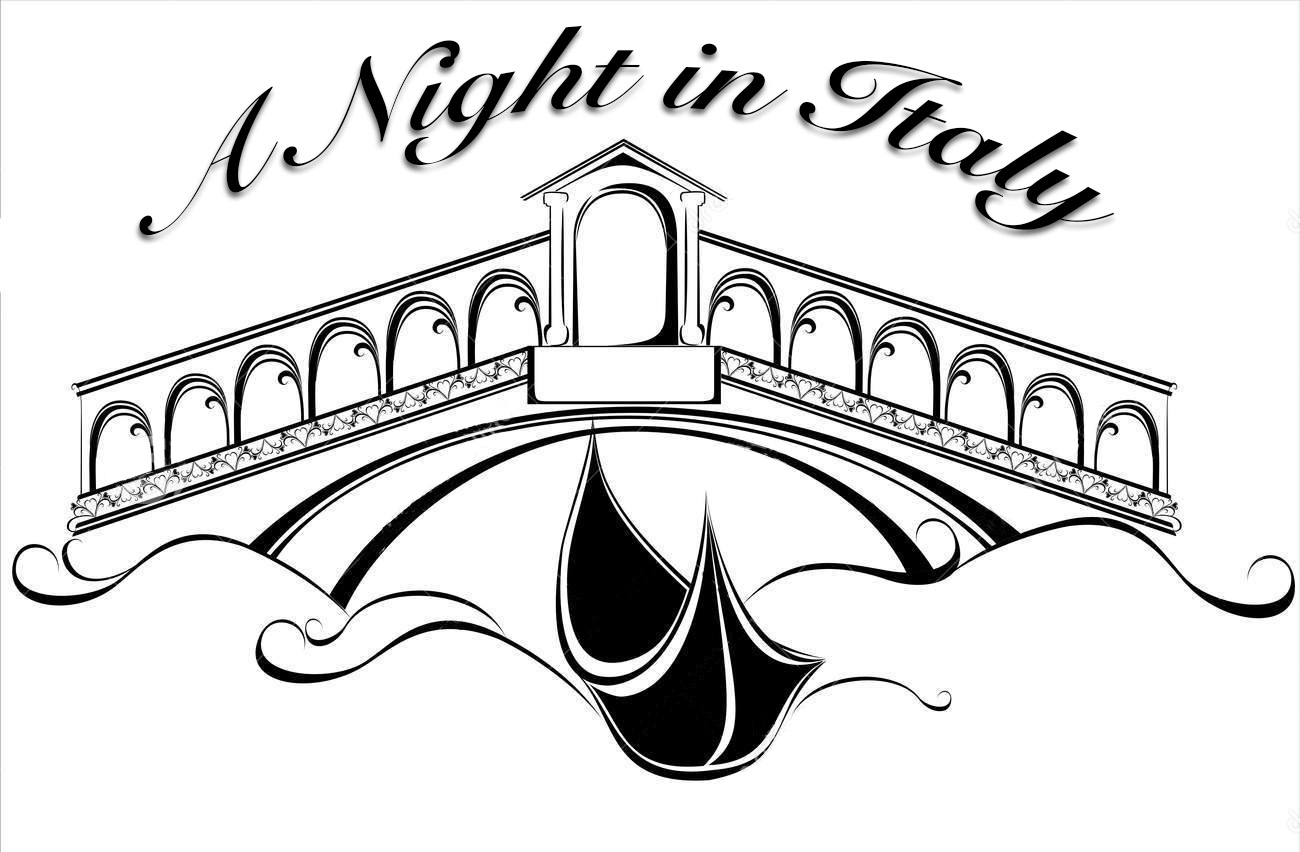 A night in italy clipart picture free download Gala & Auction 2017 picture free download