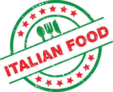 Italian food free clipart