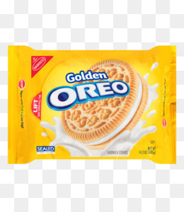 A packet of biscuits clipart jpg black and white library Nabisco Oreo Cookies Golden 166 Oz Packet PNG and Nabisco Oreo ... jpg black and white library