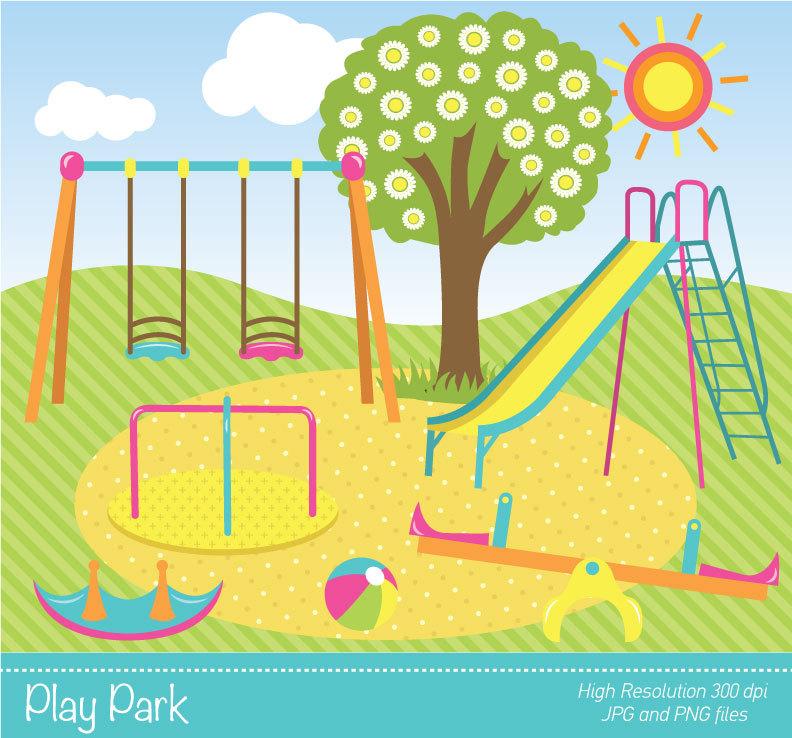 Clipart parc clip art black and white Park Clipart clip art | Clipart Panda - Free Clipart Images clip art black and white