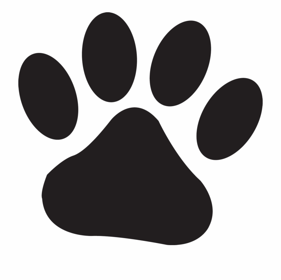 Puppy paws clipart picture black and white Animals For Dog Paw Print Png - Dog Paw Clipart - dog paw print png ... picture black and white