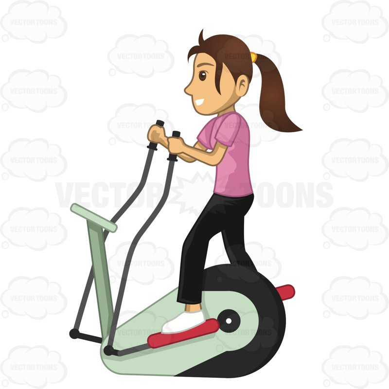 A person concentrating on working out clipart png royalty free download Workout Cartoon | Free download best Workout Cartoon on ClipArtMag.com png royalty free download