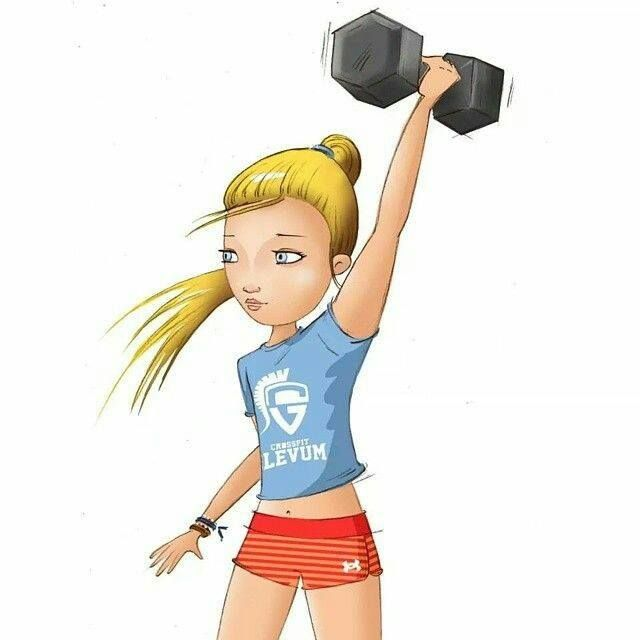 A person concentrating on working out clipart image black and white library Workout Cartoon | Free download best Workout Cartoon on ClipArtMag.com image black and white library