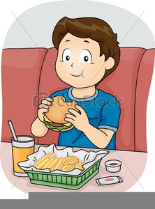 A person eating food clipart image transparent download Boy Eating Food Clipart | Free Images at Clker.com - vector clip art ... image transparent download