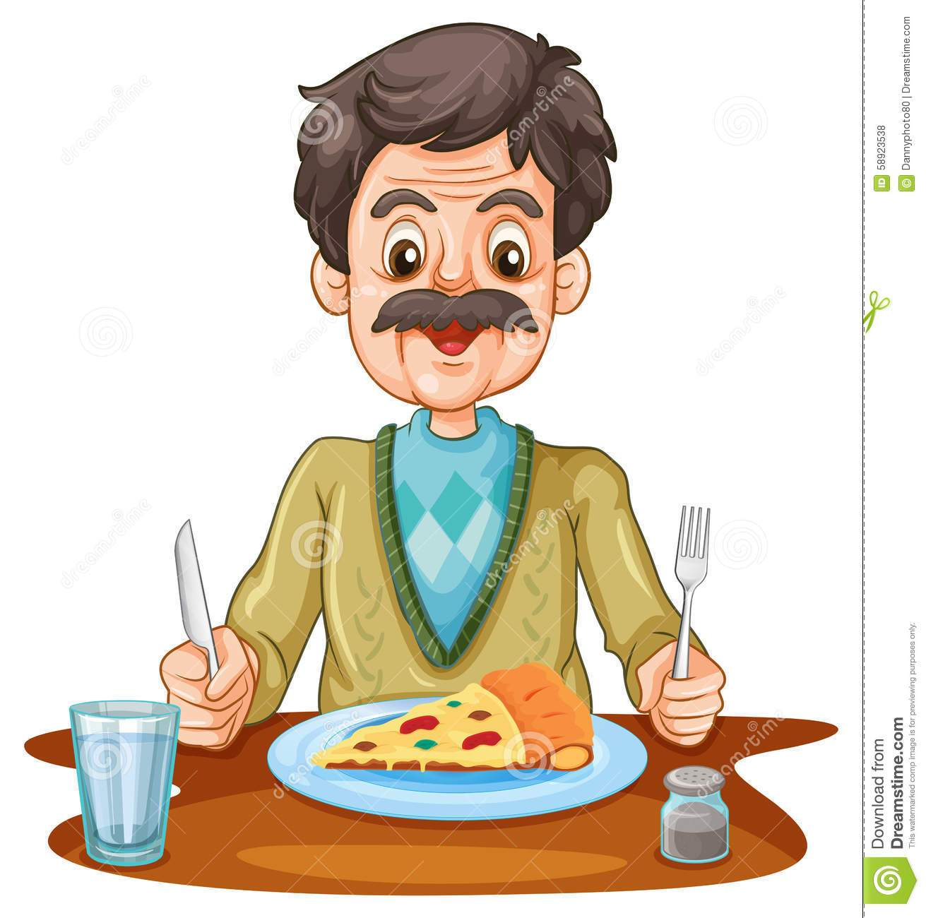 A person eating food clipart banner freeuse A person eating clipart 4 » Clipart Portal banner freeuse