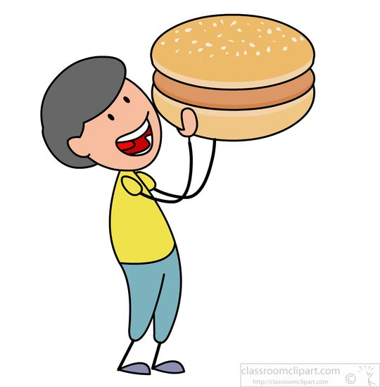 A person eating food clipart stock Free Person Eating Cliparts, Download Free Clip Art, Free Clip Art ... stock