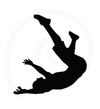 A person falling clipart image free stock Clipart of person falling 2 » Clipart Portal image free stock