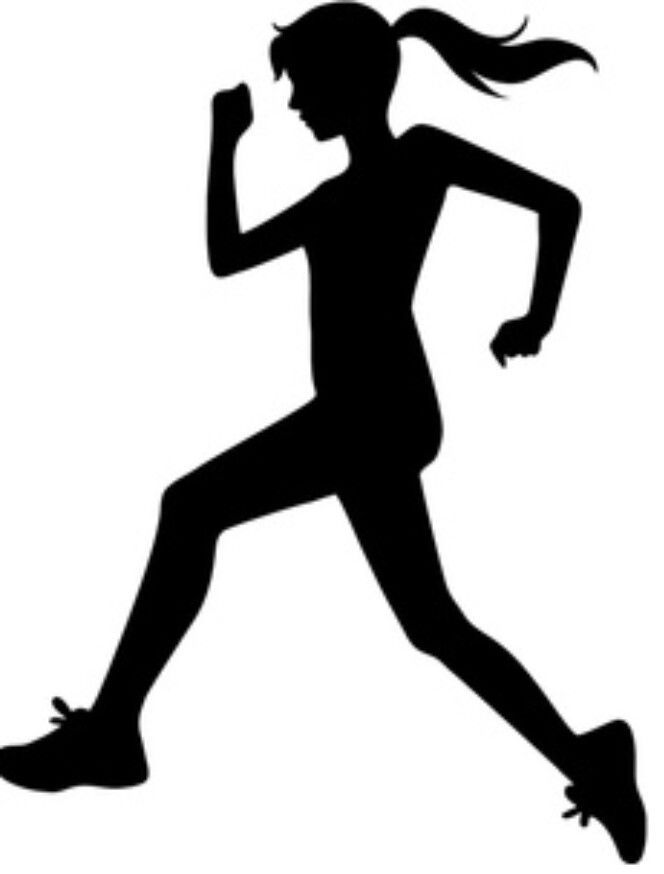 A person running clipart vector free Person running clipart black and white 1 » Clipart Portal vector free