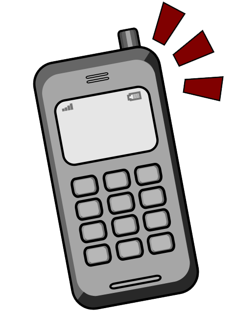 A phone clipart vector royalty free Free Phone Cliparts, Download Free Clip Art, Free Clip Art on ... vector royalty free