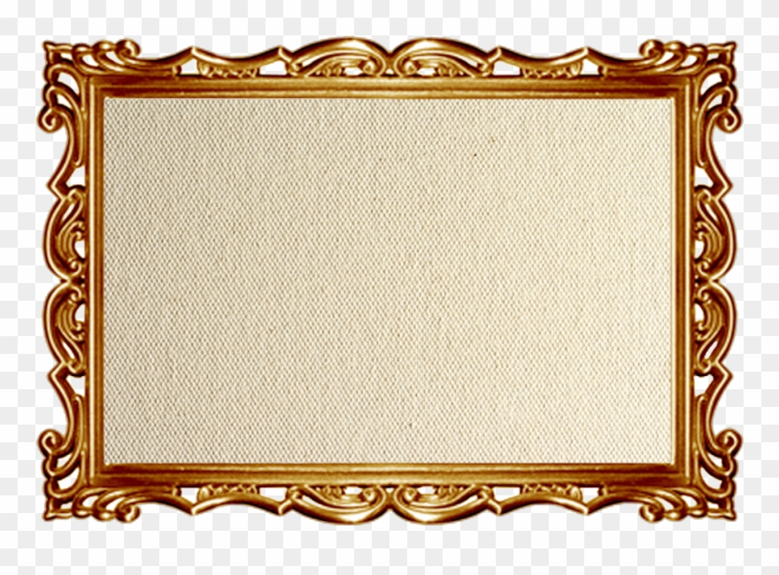 A picture frame clipart image royalty free Silver Picture Frame Clipart (#3304961) - PinClipart image royalty free