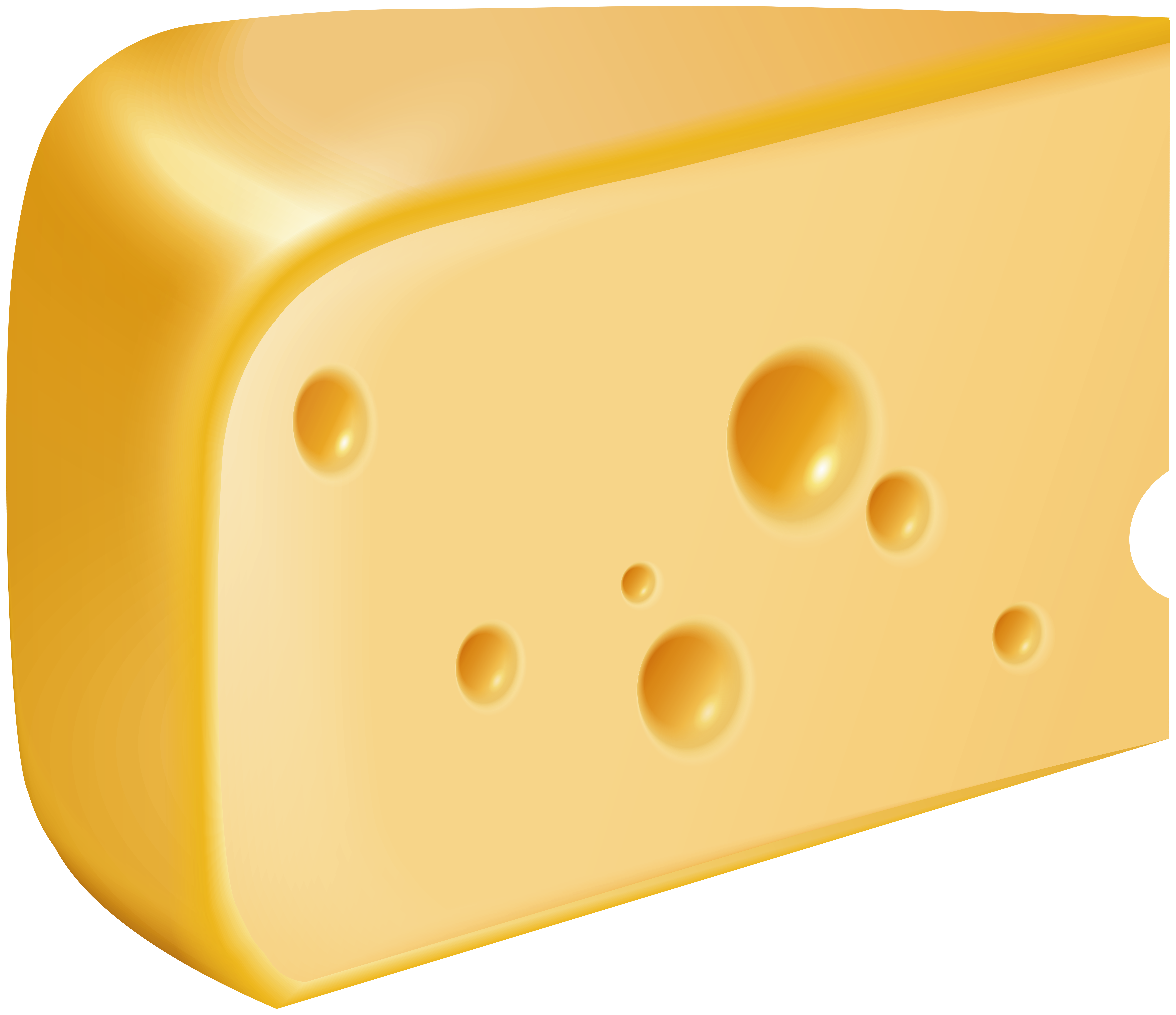A piece of cheese clipart png library stock Piece Of Cheese PNG Clip Art - Best WEB Clipart png library stock