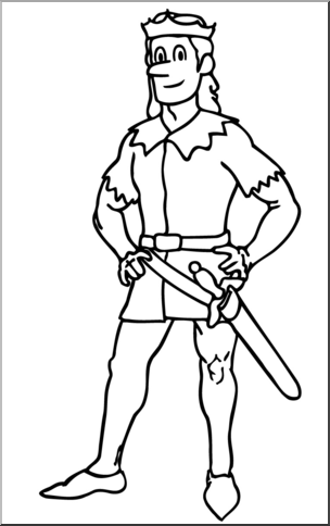 A prince clipart balck and white clipart black and white library Prince Clipart Black And White clipart black and white library