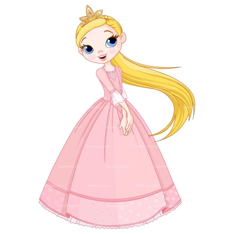 A princess clipart clip black and white stock Princess clipart clipart cliparts for you - Clipartix clip black and white stock