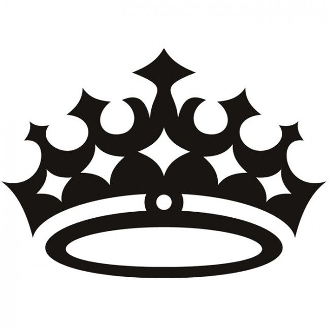 A queen crown clipart image black and white library Queens Crown Clipart | Free download best Queens Crown Clipart on ... image black and white library