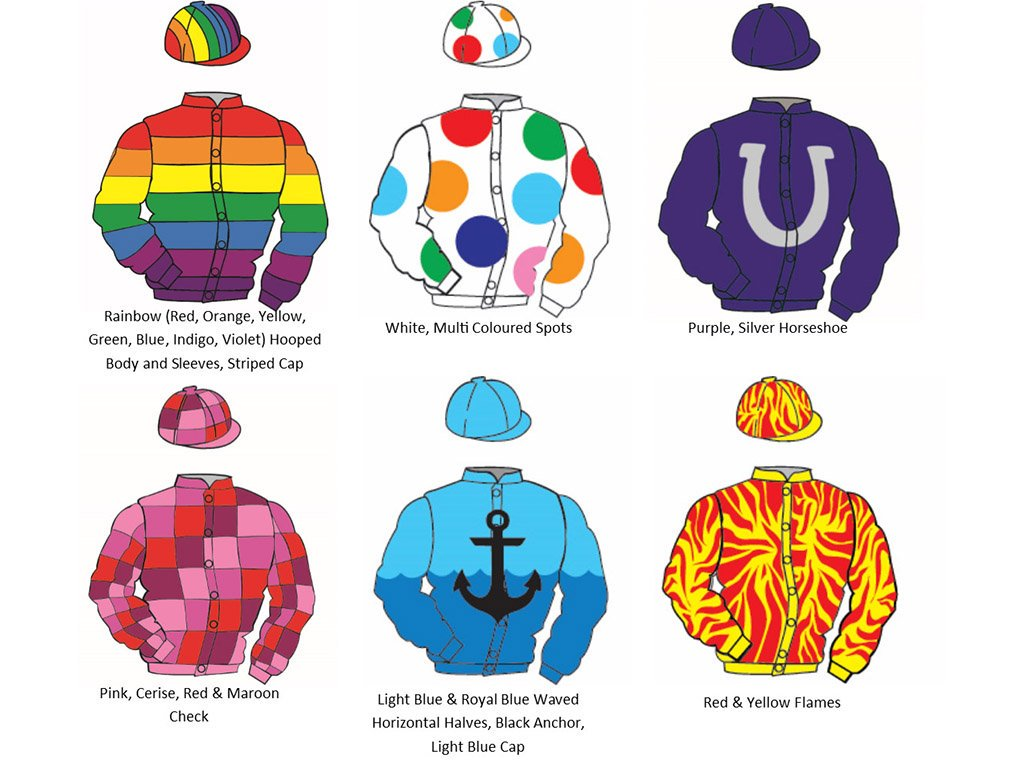 A rainbow that says stand out clipart jpg transparent stock Racing Post on Twitter: \