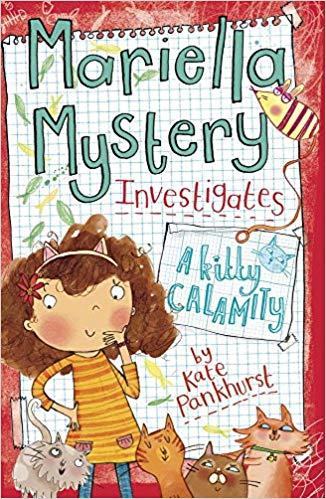 A reader investigates clipart svg royalty free download Amazon.com: Mariella Mystery Investigates A Kitty Calamity (Mariella ... svg royalty free download