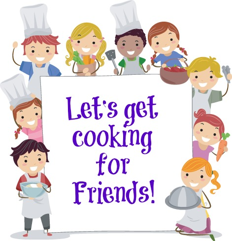 A recipe for friendship clipart clip black and white download Friends Of Ditcham ParkCookbook Archives - Friends Of Ditcham Park clip black and white download