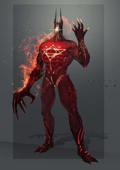 A red superhero girl fighting a blob monster clipart jpg free stock 11 Best Monster Creator images in 2019 jpg free stock