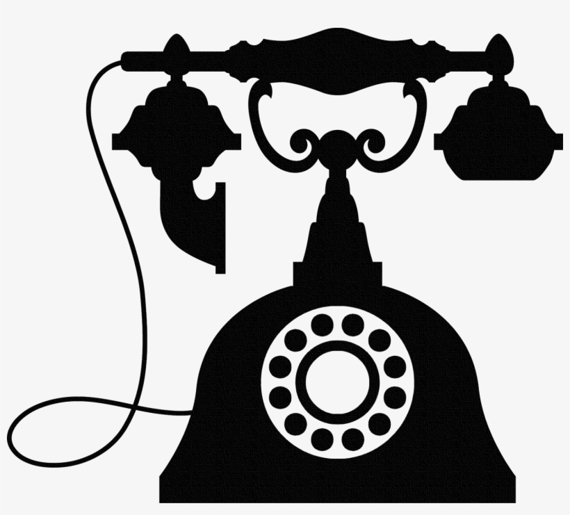A rotary phone clipart clip download Brown Rotary Telephone - Old Phone Clipart - Free Transparent PNG ... clip download
