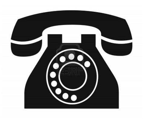 Landline clipart banner transparent Telephone clipart rotary phone | Vintage | Phone clip, Phone, Old phone banner transparent