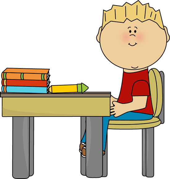 Messy school desk clipart clip free stock School Kids Clip Art - School Kids Images - Vector Clip Art clip free stock