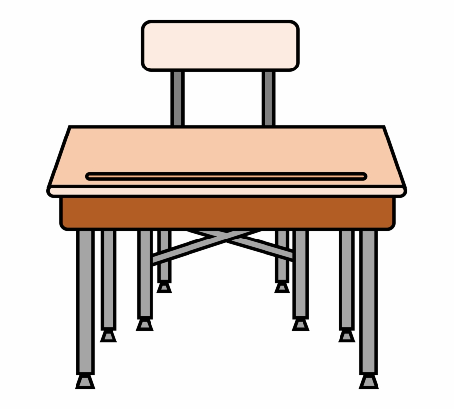 A school desk clipart jpg free stock Table Computer Desk Pencil School - Desk Clipart Free PNG Images ... jpg free stock
