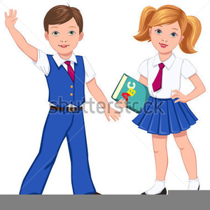 A school girl clipart png black and white stock Catholic School Girl Clipart | Free Images at Clker.com - vector ... png black and white stock
