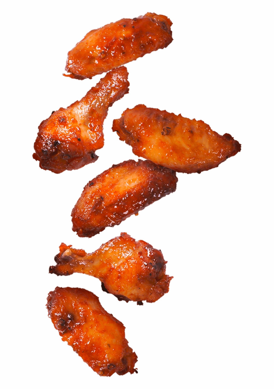 A sticky chicken clipart jpg freeuse library Boneless Wings Wings - Chicken Wings Spicy Png Free PNG Images ... jpg freeuse library