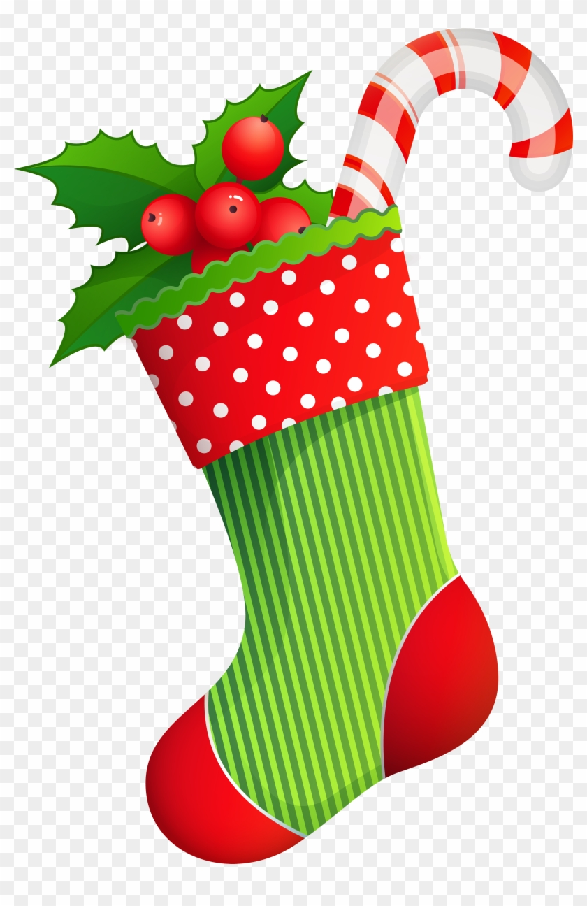 A stocking clipart clip art free library Christmas Holiday Stocking Transparent Png Clip Art - Transparent ... clip art free library