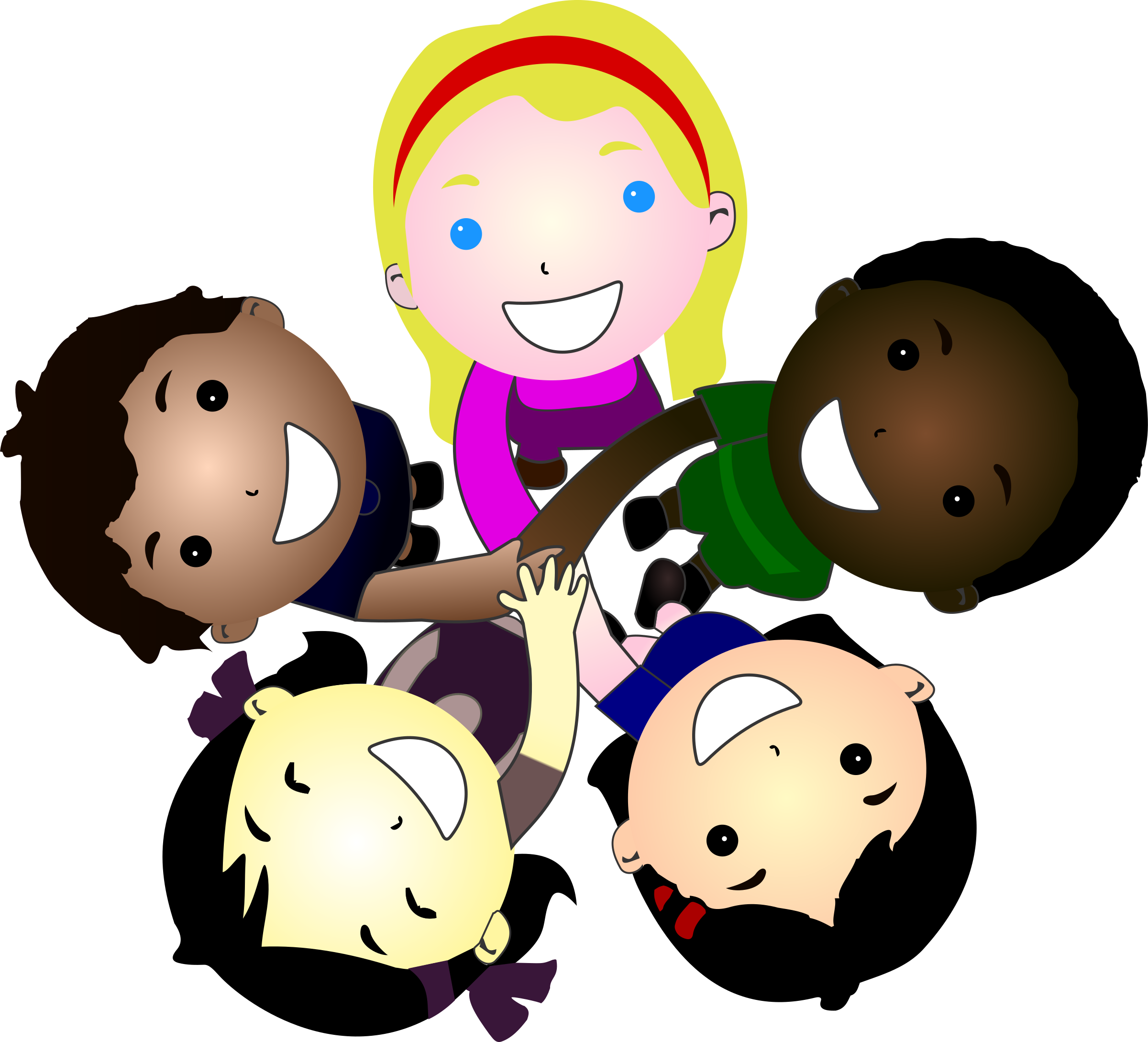 A story book clipart image library download A Story To Celebrate Friendship Day - Kanika G's Books image library download