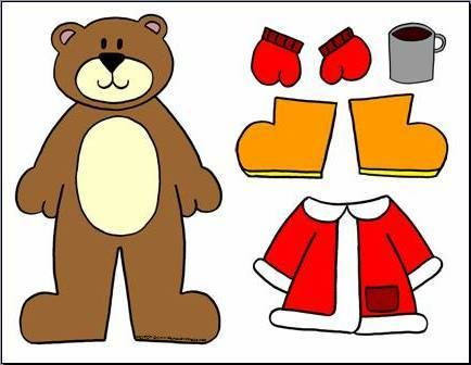 A teacher in a classroom with a skirt on clipart clip art royalty free stock Interactive Weather Dress Up Bear - Imaginative Teacher, for ... clip art royalty free stock