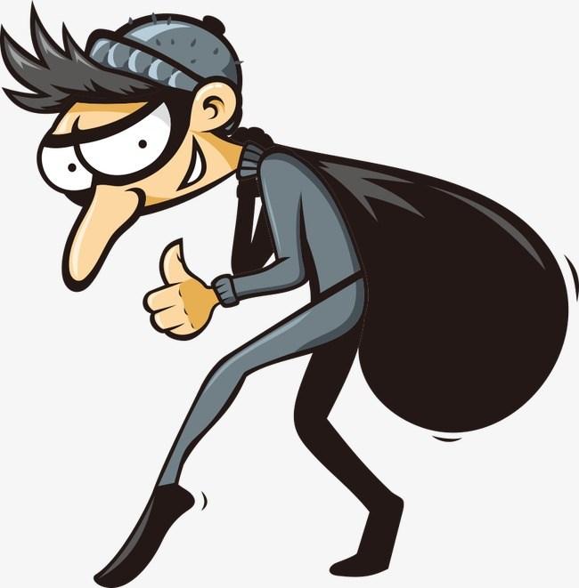 A thief clipart banner free Thief clipart png » Clipart Portal banner free