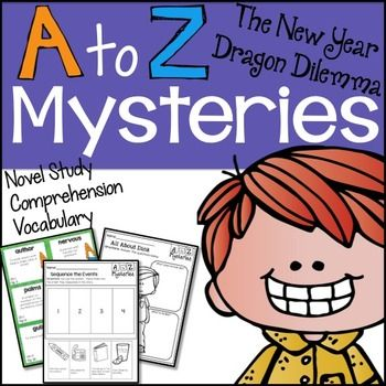 A to z mysteries clipart picture freeuse stock A to Z Mysteries The New Year Dragon Dilemma | A to Z Mysteries ... picture freeuse stock
