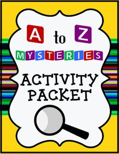 A to z mysteries clipart jpg transparent download 12 Best A to Z Mysteries images in 2019 | Mystery, Mystery series ... jpg transparent download