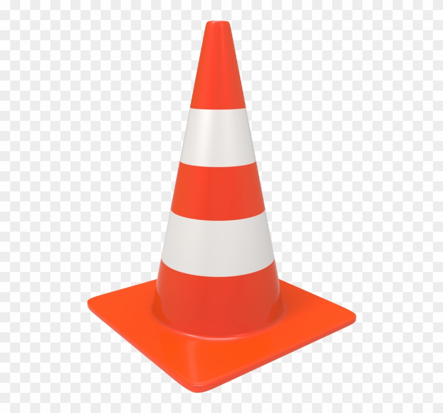 Caution cone clipart freeuse stock Traffic Cone - Traffic Cone Transparent Background Clipart (#767293 ... freeuse stock