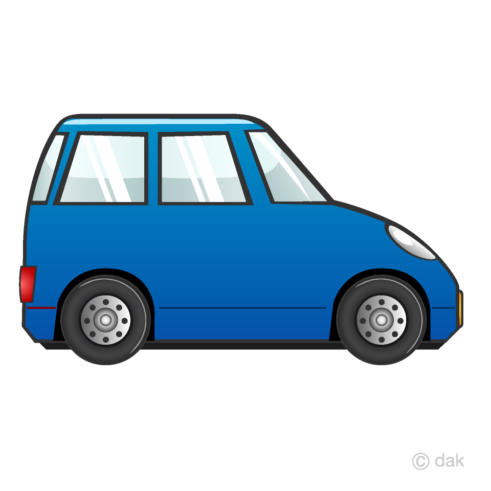 A v tiny car clipart svg library Compact Car Clipart Free Picture|Illustoon svg library