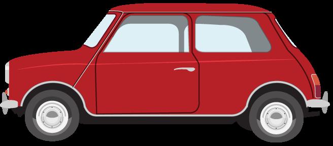 A v tiny car clipart vector free Clipart mini car - Clip Art Library vector free